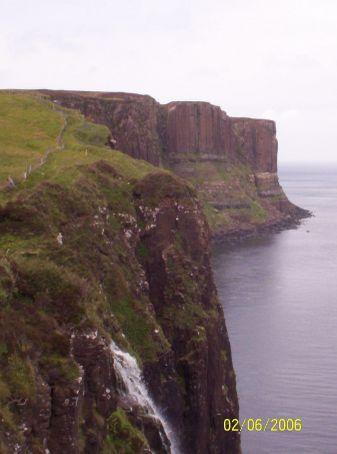Kilt Rock look out, Scotland
