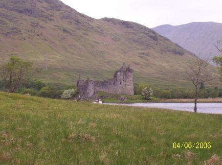 The Campbells hold in Scotland