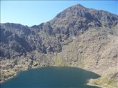 Snowdon in all it's glory.  We had amazing weather.. warm and sunny (not too common for the mountain!).  : by melissa, Views[219]