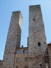 Beautiful old towers in the town.: by melissa, Views[187]