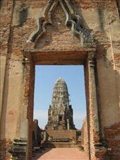 Wat Ratburana in Ayutthaya: by melissa_k, Views[174]