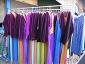 Hill tribe costumes at the Tuesday market: by melissa_k, Views[845]