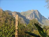 Look closely -there's a full moon over Doi Chiang Dao: by melissa_k, Views[146]