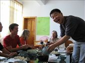 Jiaozi (dumpling) party at The Lily Pad: by melissa_k, Views[397]