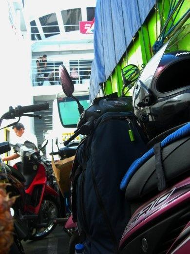 Aboard the ferry - Padangbai to Lembar