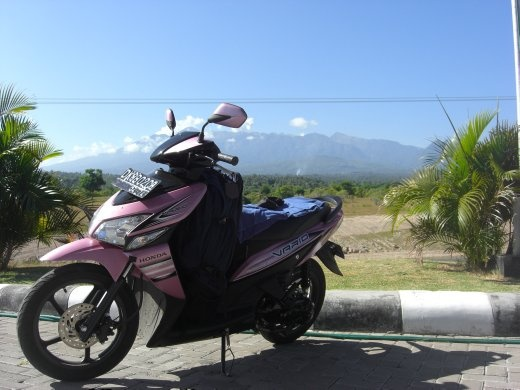 Just northof Senggigi