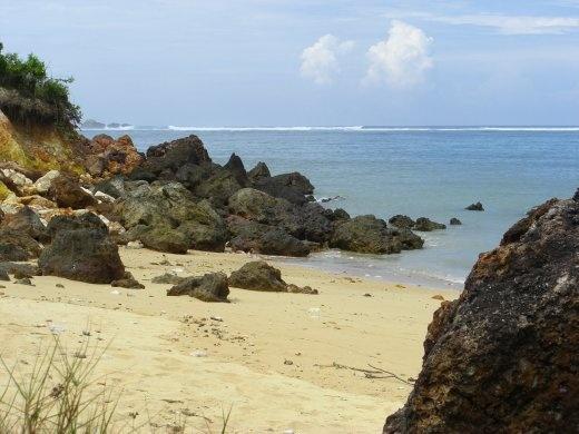 Private swimming spot, Kuta