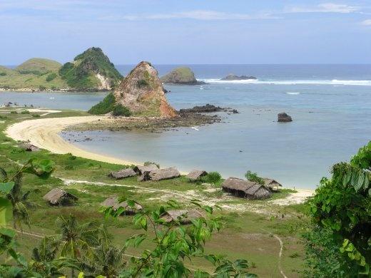 Nearing Mandalika Resort