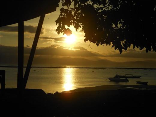 Sunset Hu'u