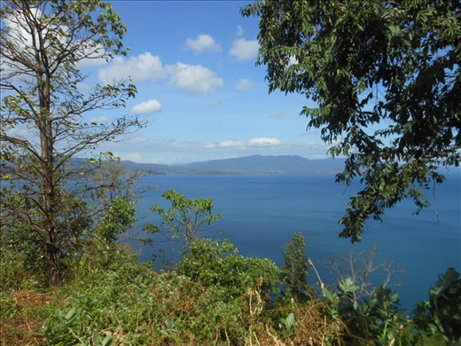 North coast before Empang