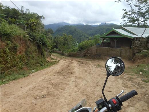 Tepal track