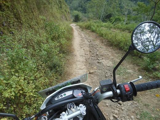 Between Tepal and Posu