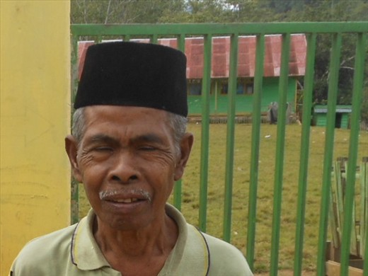 Tepal elder