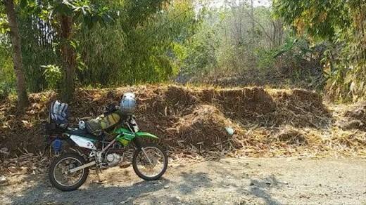 Between Labuanbajo and Ruteng