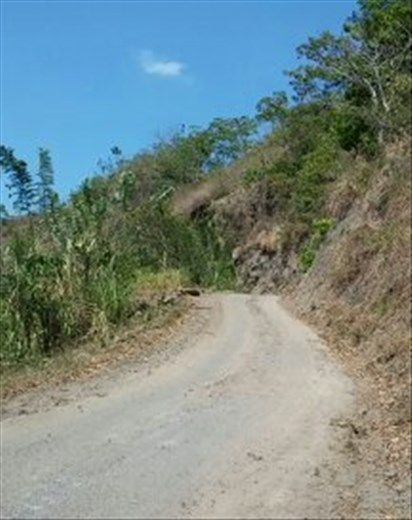 South coast road
