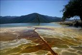 Hierve El Agua, hot springs near Oaxaca, Mexico are a beautiful site and great retreat for both locals and tourists alike.: by mexico_unplugged, Views[2422]