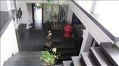 Clares Villas are designed so beautifully... his is the stairway between the 4 floors.. its all outside!: by meyer, Views[131]