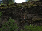 My roomate Ron working his way down the ropes. : by mgoddard21, Views[292]