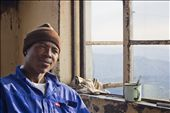 Since the beginning of 2012, 22-year-old Nelson Matsewjwa has been a fire watchman at the Kaapschehoop lookout post in Mpumalanga, South Africa. Matsewjwa, who originally comes from Swaziland, had to leave high school early due to his family's financial situation. He moved to South Africa to work and save money, with the intention to return to his country and complete his education.  : by miatjie, Views[133]