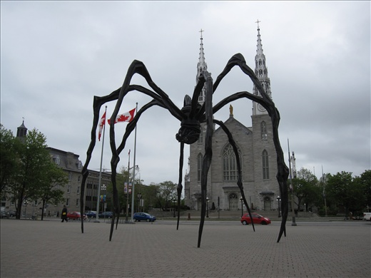 The Mother,  near the National Gallery, Ottawa, ON