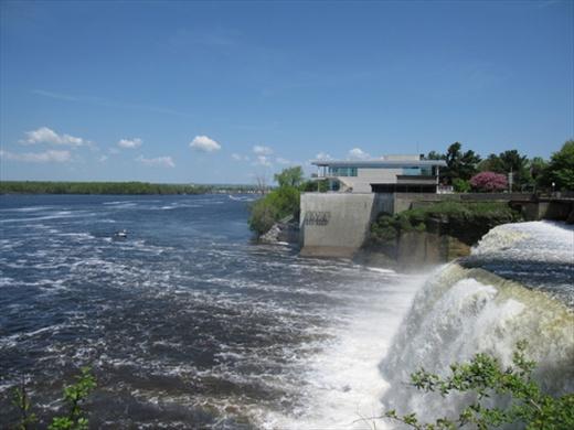 Rideau Falls, Ottawa.