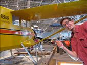 Canada Aviation and Space Museum, Ottawa.: by michelefacciotto, Views[239]