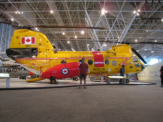 Canada Aviation and Space Museum, Ottawa.