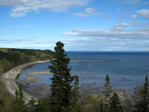Baie Trinite, QC.