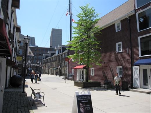 Downtown Halifax, NS