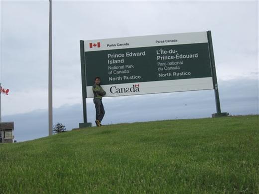 Prince Edward Island National Park, near North Rustico, PEI