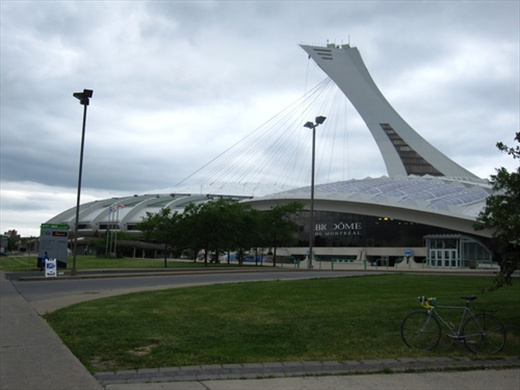 Parc Olympique, Montreal