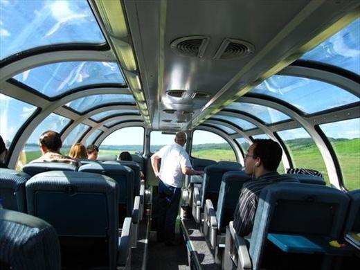 the special train cab sk via rail toronto vancouver. Black Bedroom Furniture Sets. Home Design Ideas