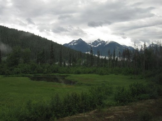 Rocky mountains, AB
