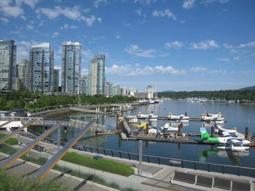 Discovering downtown Vancouver