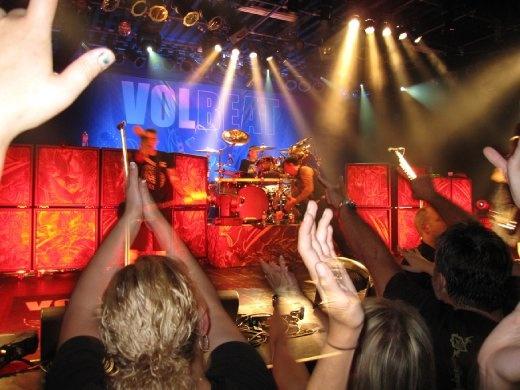 Volbeat at the Commodore Ballroom!