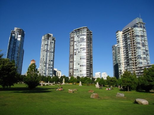 George Wainborn Park, Vancouver.