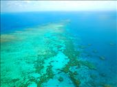 The Great Barrier Reef from a Helicopter: by michelletravelstheglobe, Views[71]