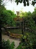 Amazing restaurant complex set in tropical gardens. : by mick-and-fi, Views[525]