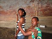 Domboshava Caves, meeting the San people through paintings: by mikejtena, Views[1808]