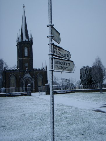 Another one outside the Church at Littleton, Co. Tipperary.