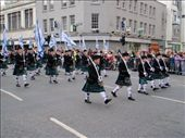 St Patrick's Day Parade - One of the local marching bands.: by milko_rosie, Views[1136]