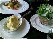 Dinner at No.1 Pery Square. It was fantastic!: by milko_rosie, Views[242]