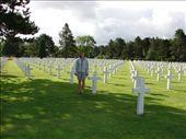 Em at the American War Cemetery.: by milko_rosie, Views[184]