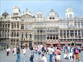 The guilds at Grand Place, Brussels.: by milko_rosie, Views[241]