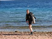 Em is into the water for her scuba at the 'Three Pools'.: by milko_rosie, Views[208]