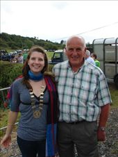 Em with the mayor of Donegal.: by milko_rosie, Views[188]