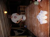 The Ranch´s first game of beer pong. We washed the cups so it´s a more environmentally friendly game: by millmanapalm, Views[230]