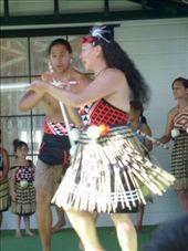 Maori dance: by milou, Views[225]