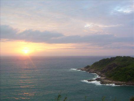Promthep Cape, in Phuket, Thailand.