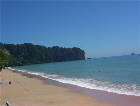 Ao-Nang Beach, Krabi. What a beautiful day!